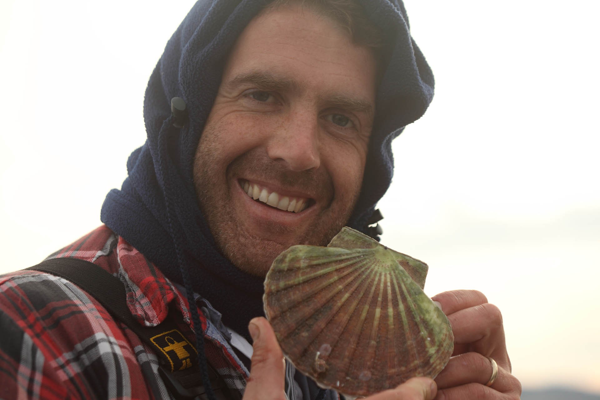 THE SCALLOP DIARIES