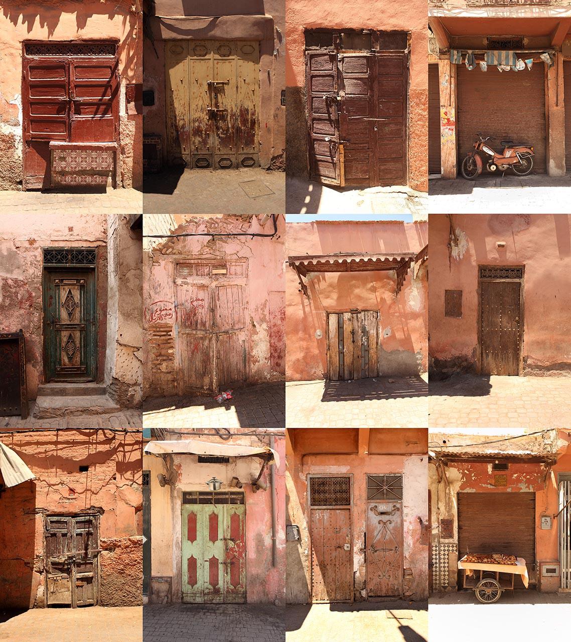Doors grid