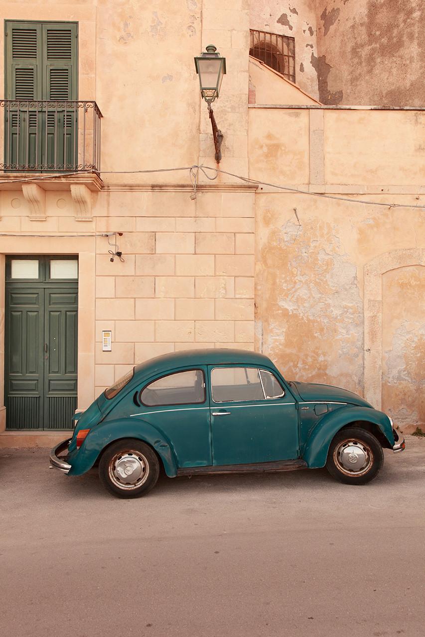 Beetle Sardinia