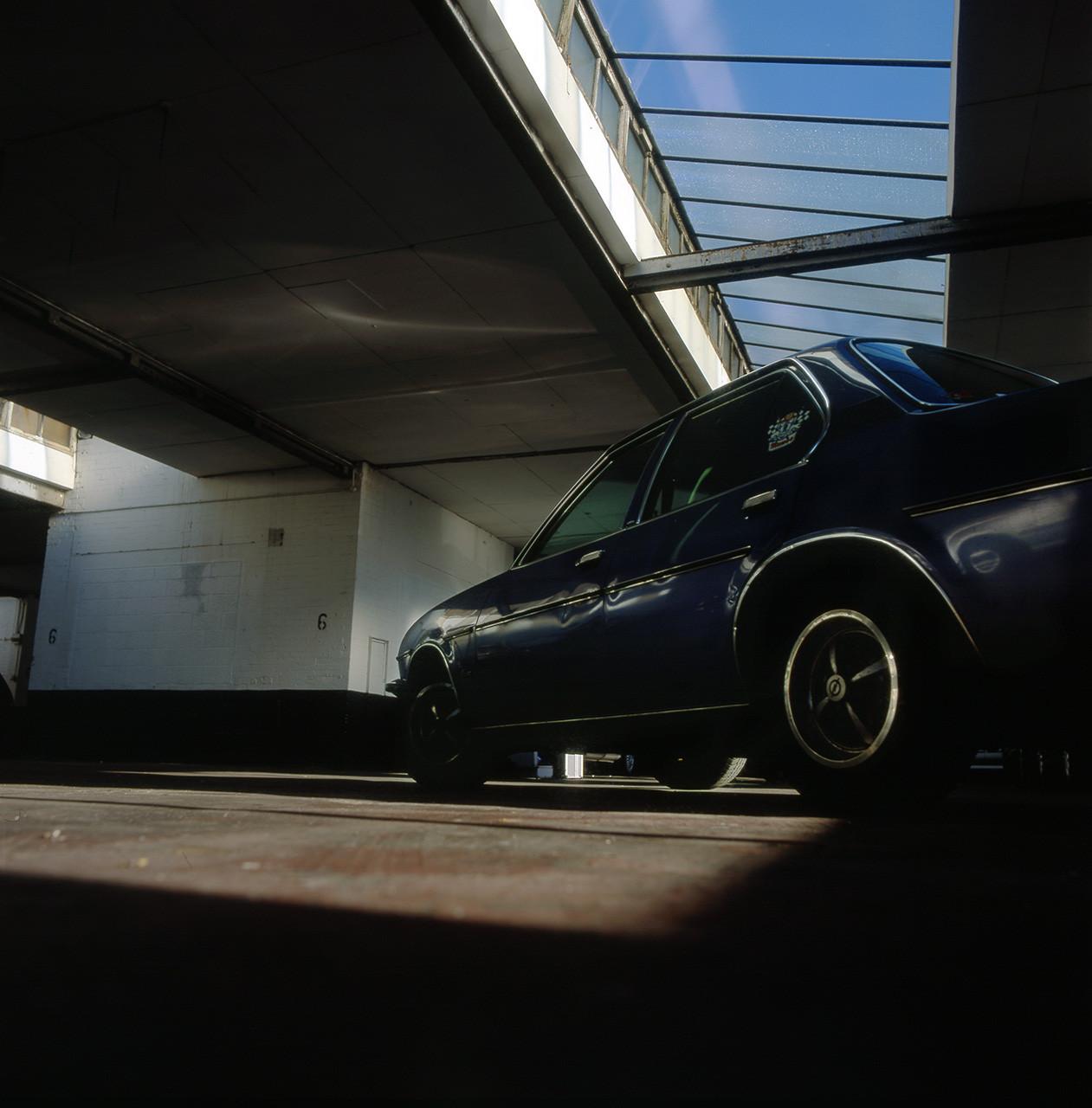 Opel Ascona 1