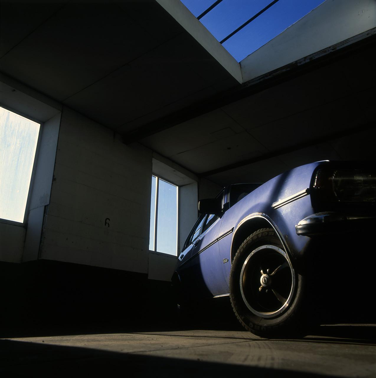 Opel Ascona 2