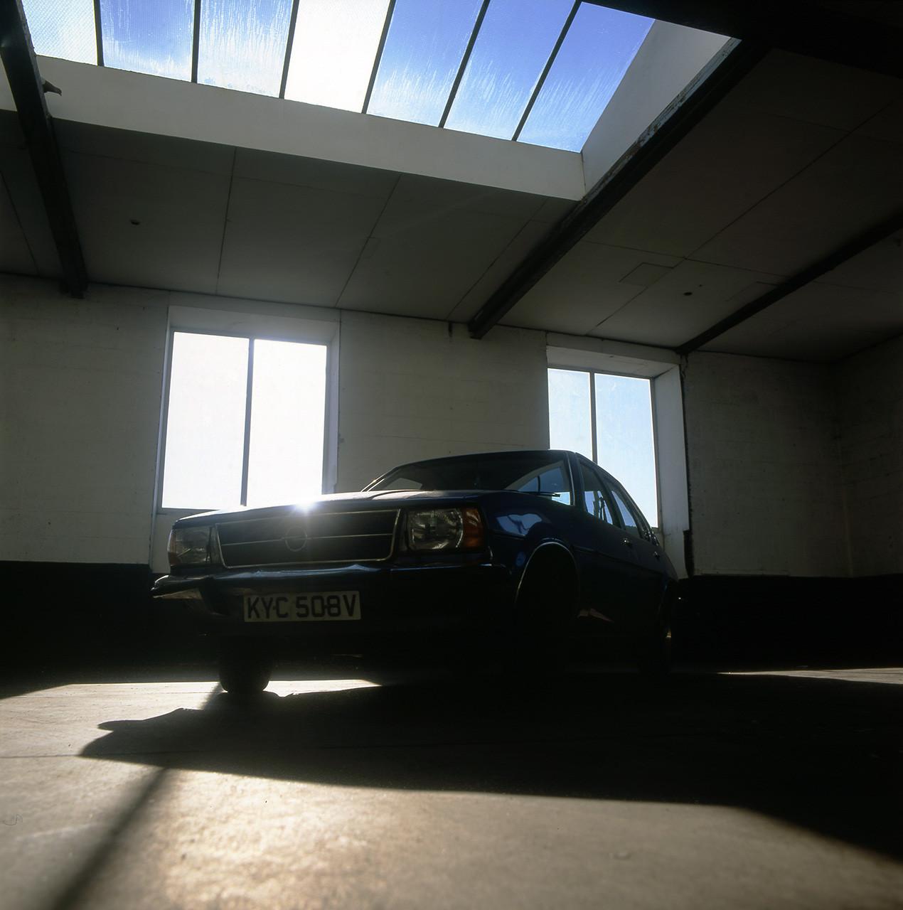 Opel Ascona 4