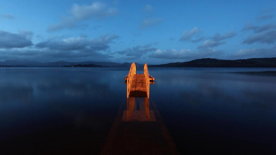 Loch Lomond Timelapse